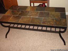 tile top coffee table tile top coffee table facil furniture