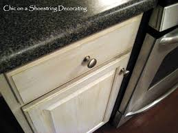 Replacement Drawers For Kitchen Cabinets Chic On A Shoestring Decorating How To Change Your Kitchen