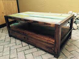 pallets u0026 reclaimed wood for a coffee table u2022 1001 pallets