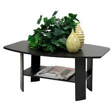 eco friendly asian style coffee table in dark espresso finish