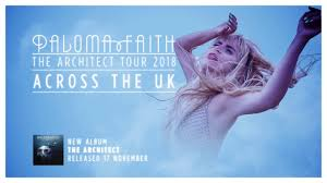 paloma faith at the motorpoint arena nottingham on 3 march 2018
