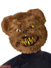rabbit mask halloween halloween mask mens killer teddy bear zombie rabbit fancy