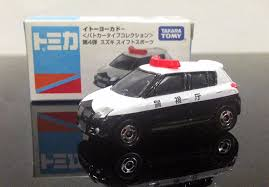 tomica nissan march kustoms mini cars tomica suzuki swift sport police