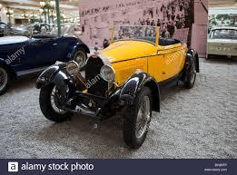 yellow bugatti yellow bugatti vintage sports car at schlumpfs motor museum french