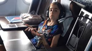 Seat by The Best Airplane Seat In The World Youtube