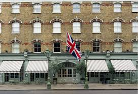 firmdale hotels website homepage
