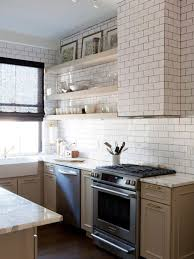 subway tiles with dark grout houzz