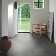 Laminate Flooring Slate Quick Step Lima Black Slate Effect Matt Waterproof Luxury Vinyl