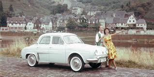 1961 renault dauphine renault blog