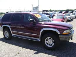 2002 dodge durango slt plus 2002 dodge durango slt plus 4wd 4dr suv in elk river mn country
