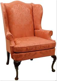 Wing Back Chair Design Ideas Beautiful Fabric Wingback Chair Design Ideas 66 In Gabriels