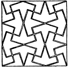 Moorish Design by Moorish Mosaic Pattern Clipart Etc