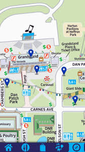 minnesota state fair map minnesota state fair on the app store