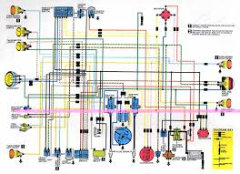 honda motorcycle wiring diagrams diagram pinterest honda