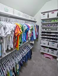 Closet Organizers For Baby Room Organized Living Kids Closets And Storage