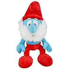 buy simba 755229 papa smurf blue prices india