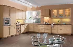 cuisine chene clair moderne cuisine chene clair moderne 0 cuisine mod232le 6230 xl plaqu233