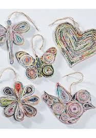 best 25 paper christmas ornaments ideas on pinterest paper