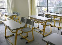 Wooden Student Desk Wooden College Table And Chair Student Modern Classroom Furniture
