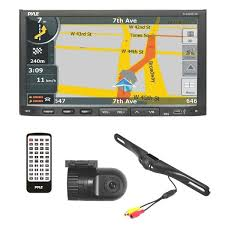 pyle pldnvr708 stereo receiver headunit radio rearview backup