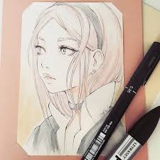 114 best ladowska images on pinterest draw anime art and