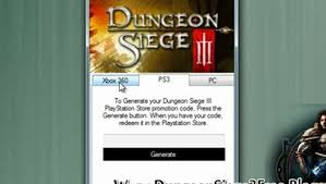 dungeon siege free dungeon siege 3 and keygen free dailymotion