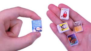 diy miniature books how to make lps crafts doll stuff