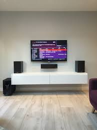 best how to make living room wall mounted tv design 2184