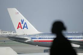 american airlines is investigating claim that flight attendant