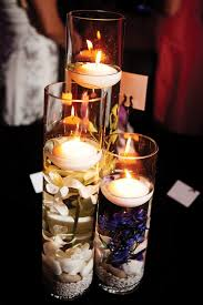 Centerpieces With Candles For Wedding Receptions by 314 Best Cylinder Vases Centerpieces Images On Pinterest