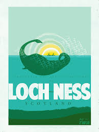 themed posters mad for mid century mythical posters for a travel themed nursery