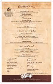 Grand America Breakfast Buffet by Spencer U0027s Restaurant Menu Urbanspoon Zomato