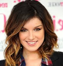 thin hair with ombre ombre for medium length hair medium length hairstyle for thin hair