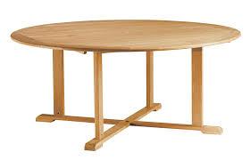 amazon com oxford garden 67 inch round shorea dining table
