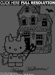 hello kitty halloween coloring pages for girls bratz u0027 blog