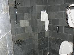 Slate Tile Bathroom Ideas by Slate Tile Bathroom Tile Shower In Master Azalea Floor Plan