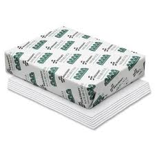 100 recycled chlorine free prem copy paper nature cycle 5000