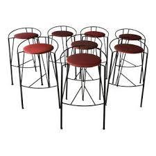 bar chair stool vintage used bar stools chairish