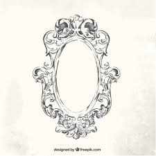 ornamental frame free vectors ui