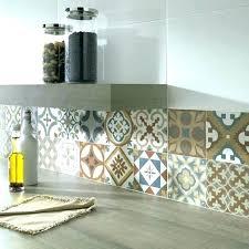 carrelage mural adhesif pour cuisine adhesif pour carrelage salle de bain carrelage cuisine brico depot