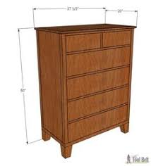 Free Woodworking Plans For Display Cabinets by 13 Free Diy Woodworking Plans For Building Your Own Dresser