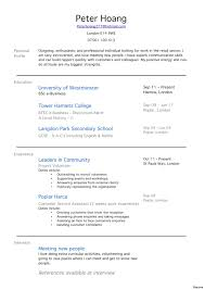 resume for part time jobs in uk sle work resume teenager part time job format throughout 81
