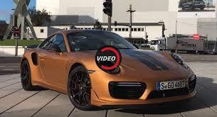porsche 911 turbo s manual transmission carscoops porsche 911