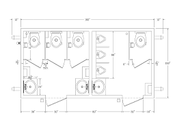 ada bathroom dimensions with simple sink and toilet for public
