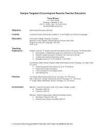 preschool resume template resume of a preschool resume template child care director
