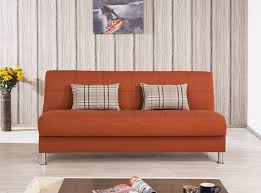 Modern Pull Out Sofa Bed by Modern Sleeper Sofa Eco Plus Green By Casamode