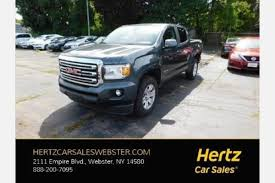 Sle Bill Of Sale For Automobile by Used Gmc For Sale In Rochester Ny Edmunds