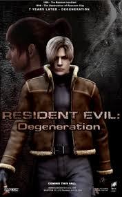 Resident Evil Degeneration Xác Chết Hồi Sinh