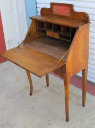Wall Secretary Desk Best 25 Antique Secretary Desks Ideas On Pinterest Painted