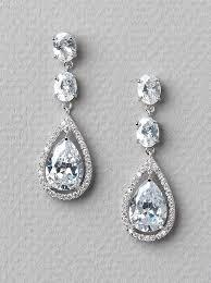 wedding earrings drop drop bridal earrings internationaldot net